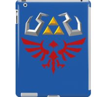Hylian Shield - Skyward Sword iPad Case/Skin