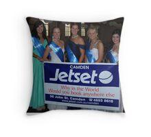 ACS Showgirl Throw Pillow