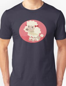Poodle sitting T-Shirt