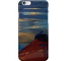 kayak 1 iPhone Case/Skin