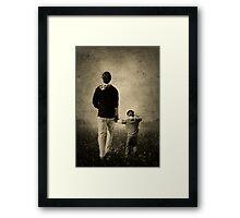 Circle of Life... Framed Print