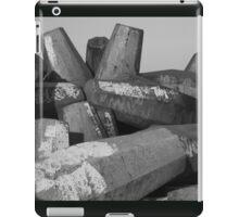 Seaside Graffiti iPad Case/Skin