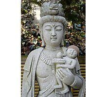buddha momma Photographic Print