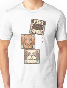 Square Dogs T-Shirt