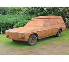 Rusty Holden Panel Van Photographic Print