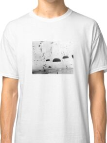 Airborne Mission During WW2 Painting Classic T-Shirt