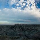 Badlands by Christina Apelseth
