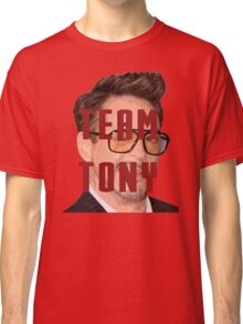 Team Tony Classic T-Shirt