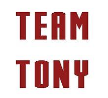 Team Tony by itsjane