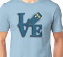 Doctor Who Love Tardis Unisex T-Shirt