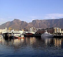 The Mother City by Carisma