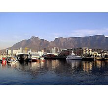 The Mother City Photographic Print