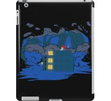 Mad Man With a Box iPad Case/Skin
