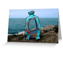 Sculpture by the Sea 2 Greeting Card