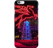 Pegasus Dallas iPhone Case/Skin