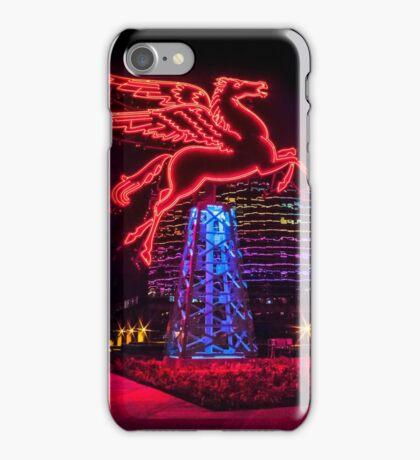 Pegasus Dallas iPhone Case/Skin