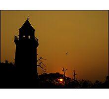 Clocktower Photographic Print