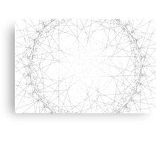 Spirograph 9 Canvas Print