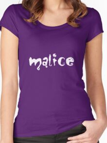 THECURE (design 3) Women's Fitted Scoop T-Shirt