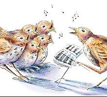 Singing lessons by Debbie Diamond