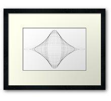 Spirograph 10 Framed Print