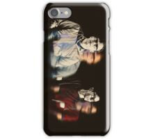telephone wire iPhone Case/Skin