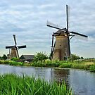 Ahh Yes The Netherlands  by Lanis Rossi