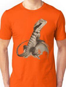 Australian Water Dragon Unisex T-Shirt