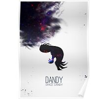 Dandy in the stars Poster