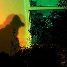 Camera phone blends: The Urban Jungle Burglar by Christopher Nicola