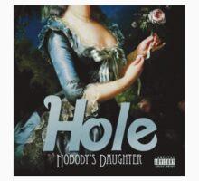 Courtney Love Hole Nobodys Daughter Sticker by MySelfishDesign