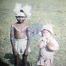 Palm Island children by Soxy Fleming