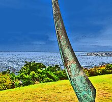 Sculpture by the Sea.3 by Hilton Luckey