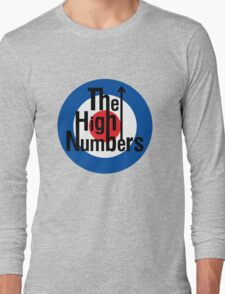 THE WHO (design 3) Long Sleeve T-Shirt