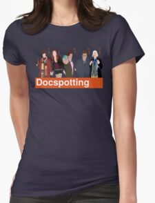 Docspotting Womens Fitted T-Shirt