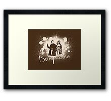 Firefly Browncoats Framed Print