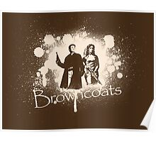 Firefly Browncoats Poster