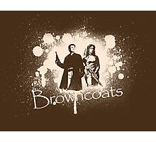 Firefly Browncoats Photographic Print