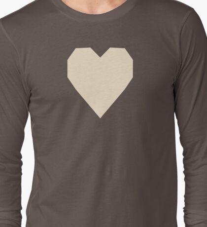 Champagne  Long Sleeve T-Shirt