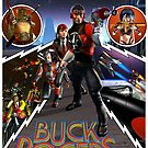 Buck Rogers in the 25th Century by CWR63