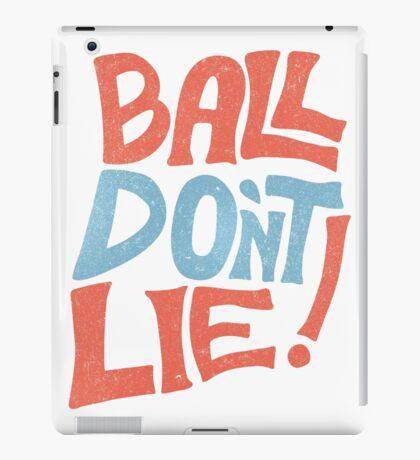 Ball Don't Lie iPad Case/Skin