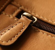 The Memory of Leather - Satchel by Aileen David