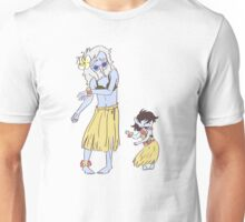 Simon is the best dad in the world or Hula Hula Unisex T-Shirt