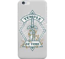 Temple of Time / Zelda iPhone Case/Skin