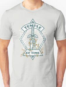 Temple of Time / Zelda Unisex T-Shirt