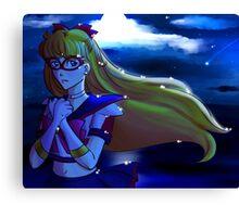 Sailor V Canvas Print