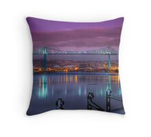 Transporter Sky Throw Pillow