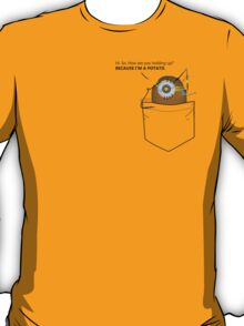 Pocket Potato GLaDOS T-Shirt