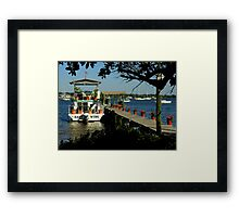 The East Wing ~ Part One Framed Print