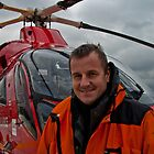 London Air Ambulance - A Hero by Dawn OConnor